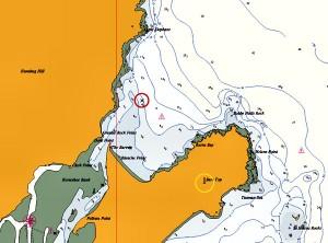 St Helens Barway Channel Marker